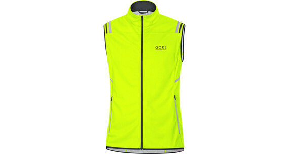 GORE RUNNING WEAR Mythos 2.0 WS Light SO Vest Men neon yellow